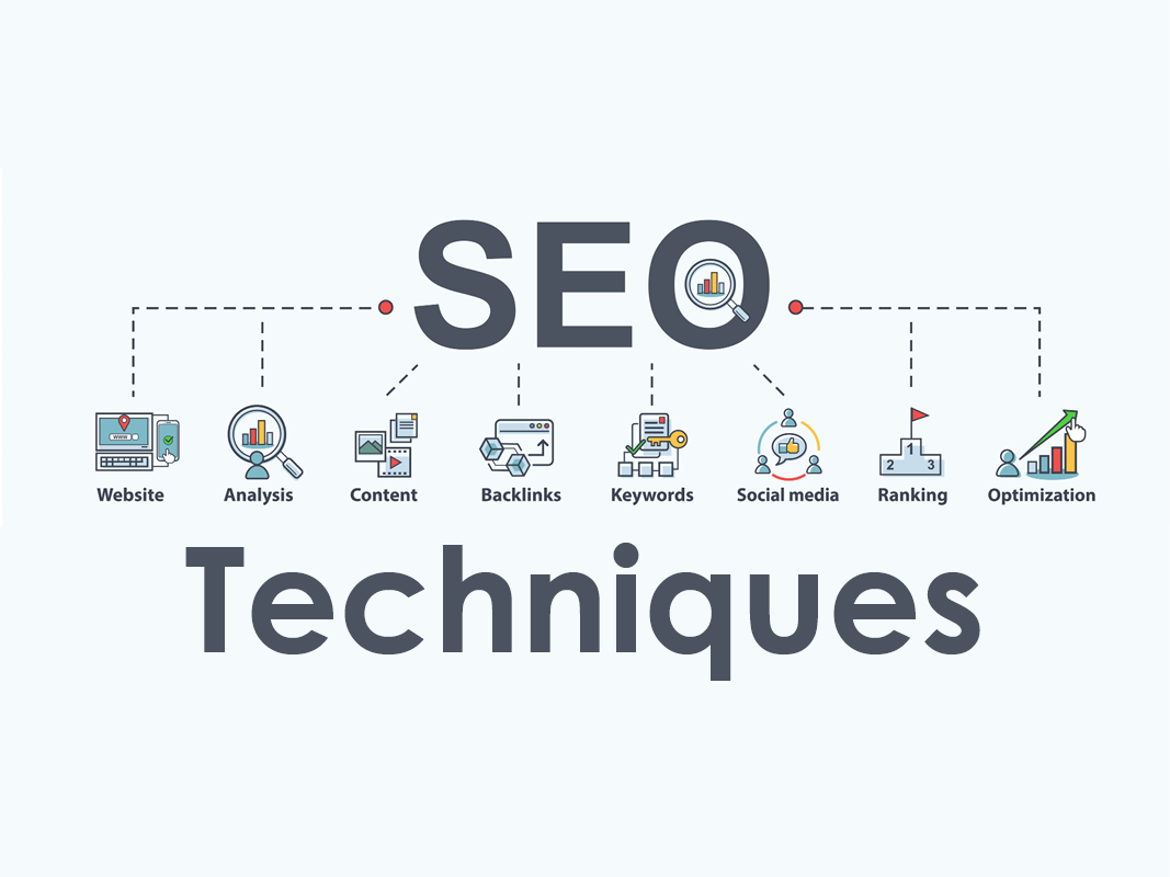 Which SEO techniques are popular?